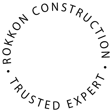 Rokkon Construction Trusted Expert badge