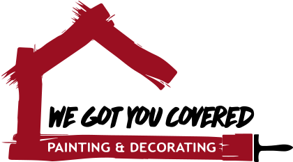 We Got You Covered painting and decoration logo